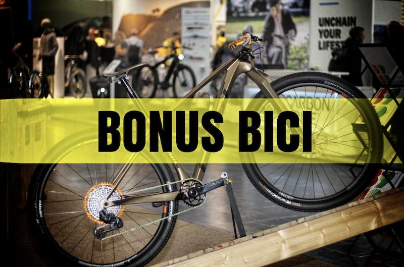Bonus bici: click day il 3 novembre
