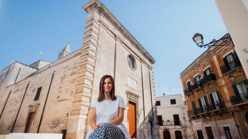 """""""Il mio impegno per una nuova rigenerazione del territorio in continuità con il passato"""". Claudia Nitti, lady preferenze dell'Amministrazione Laricchia"""