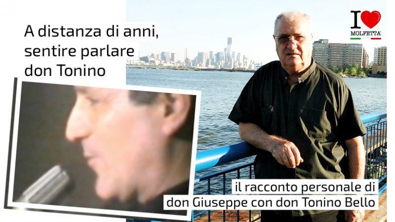 Don Tonino Bello, uno straordinario video inedito dell'indimenticabile Vescovo salentino.