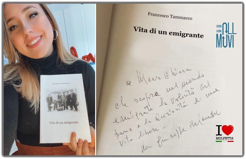 """""""Vita di un emigrante"""" – Franco Tammacco da Molfetta a Hoboken (USA)"""