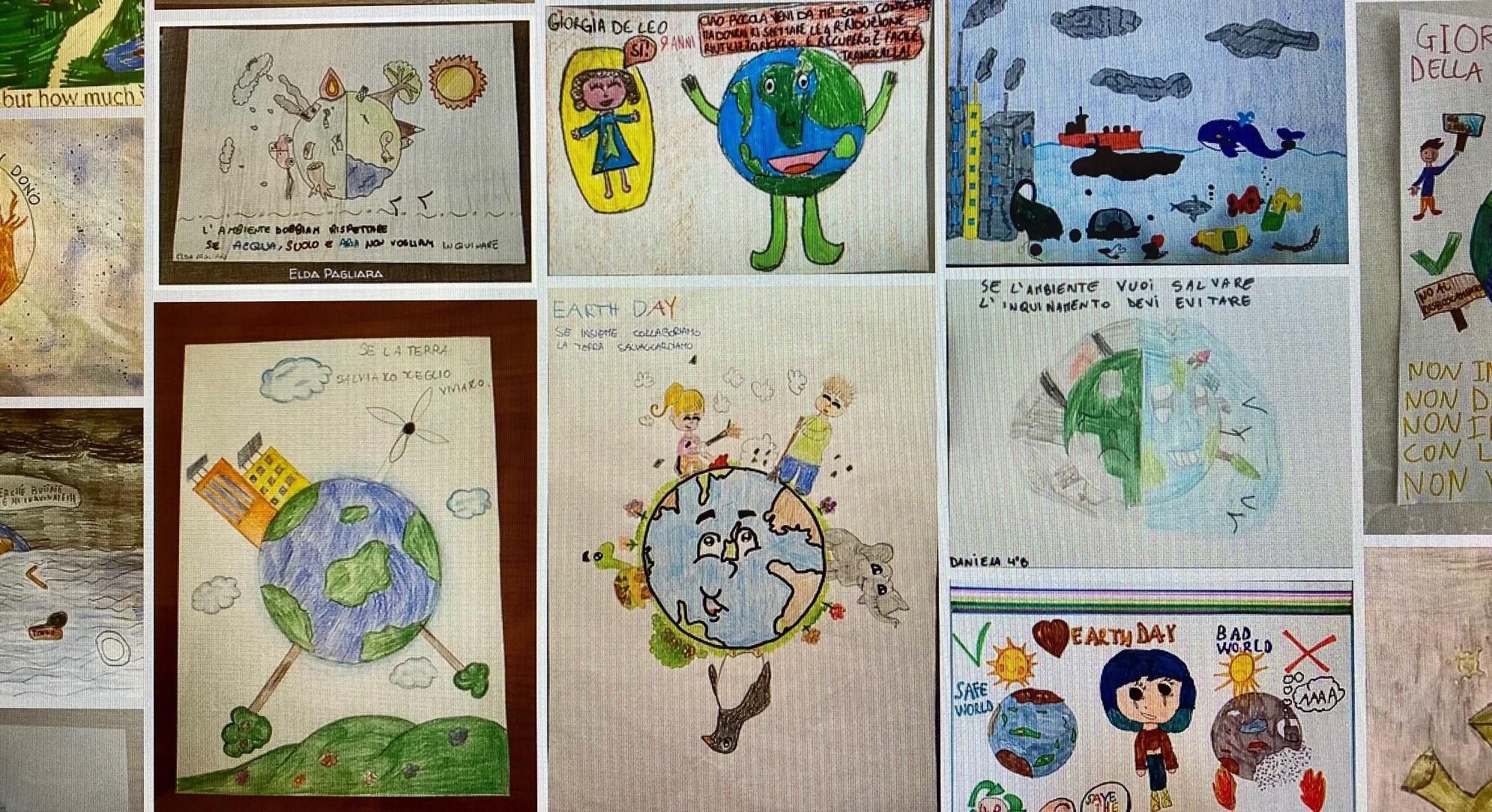 """Un social contest tra i più piccoli per parlare della """"terra e delle problematiche ambientali"""". L'Assessore Claudia Nitti: """"Il futuro è nelle loro mani!"""""""