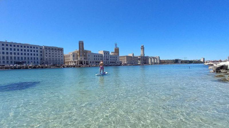 La Puglia prima in Italia per la qualità delle acque costiere di balneazione. Resoconto conferenza stampa III