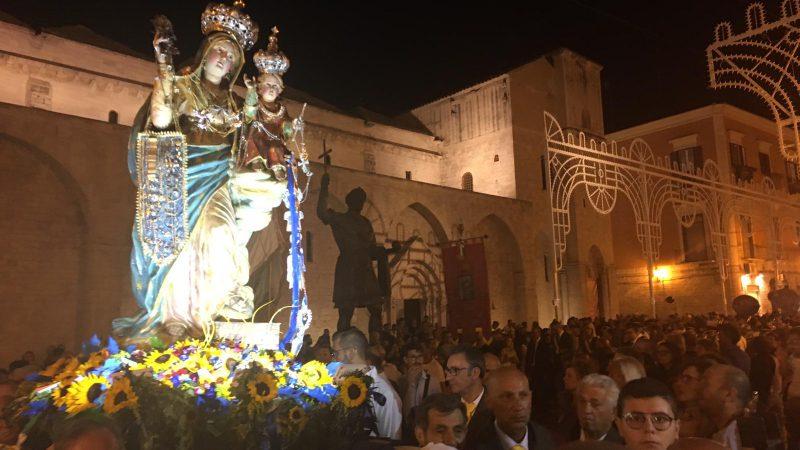Barletta, l'antico quartiere delle Sette Rue si veste a festa per celebrare la Madonna del Pozzo. Dal 9 settembre al via il triduo mariano